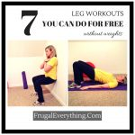 Leg Workouts for Free