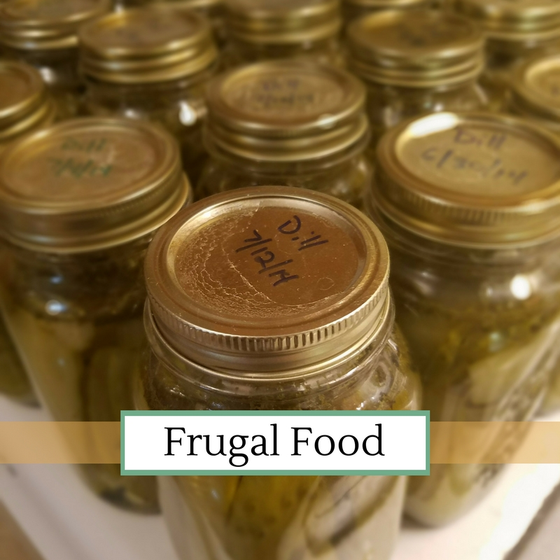 Frugal Food