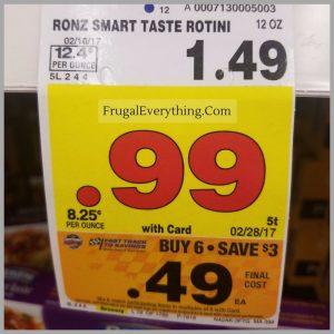 food budgeting