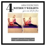 Arm Exercises without weights image