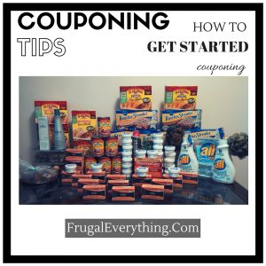 couponing tips for beginners