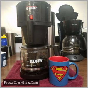 make your own coffee - easy ways to save money
