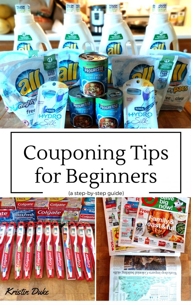 Couponing for Beginners Planner